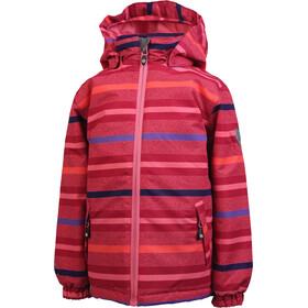 Color Kids Saigon Lapset takki , vaaleanpunainen/punainen